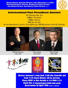 RI Past President's Dinner Meeting May 3rd Final #2